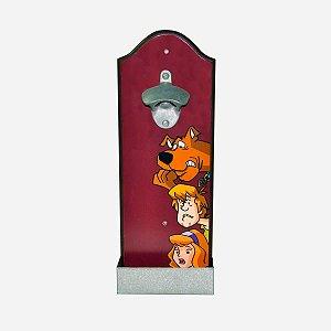 Abridor de Garrafa Scooby Doo