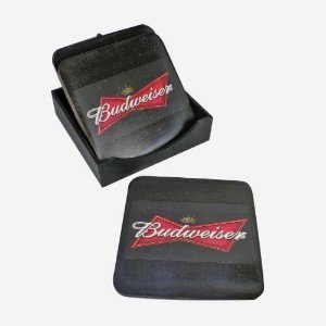 Porta Copos Budweiser