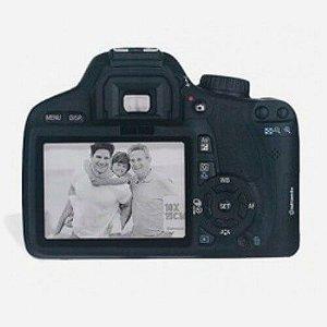 Porta Retrato Câmera Fotográfica Profissional