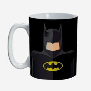 Caneca Mini Batman Face