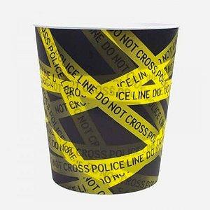 Lixeira Police Line