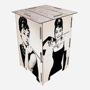 Banco Audrey Hepburn