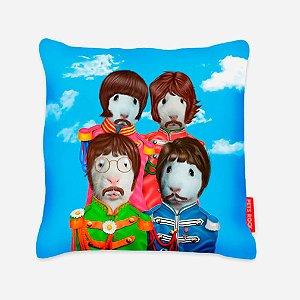Almofada Pets Rock Beatles