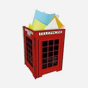 Lixeira Telefone Londres