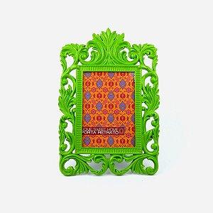 Porta Retrato Luiz XVI Verde