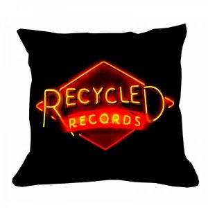 Almofada Recycled Records