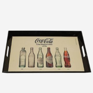 Bandeja Coca Cola Bottle