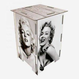 Banco Marilyn Monroe