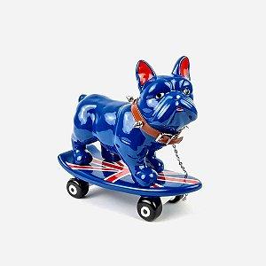 Bulldog Decorativo Skate England