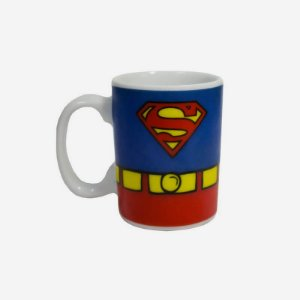Caneca Mini Superman Body