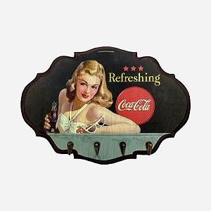 Cabideiro Coca Cola
