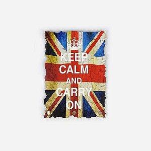 Porta Chave Keep Calm