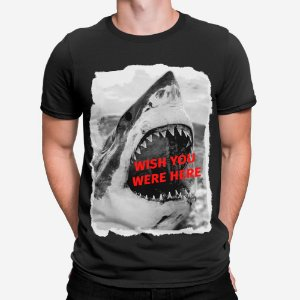 Camiseta Masculina Wish You Were Here