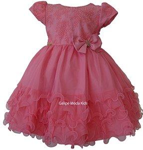 49100646d Menina Bonita - Galipe Moda Kids - Vestido para Princesas