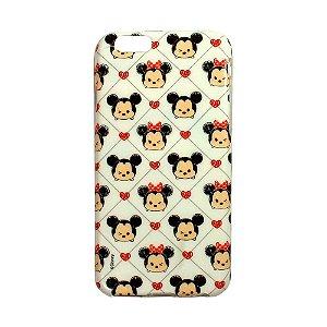 Capa de celular - Mickey e Minnie