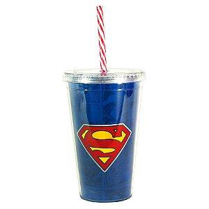Copo de acrílico Superman