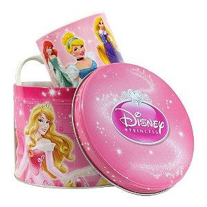 Caneca na lata - Princesas