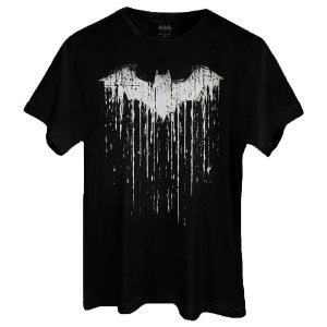 Camiseta Batman Melting