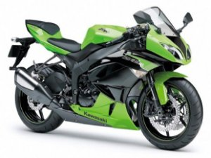 Kit Carenagem Completa Kawasaki ZX6 R