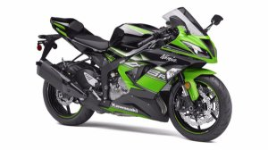 Kit Carenagem Completa Kawasaki ZX6 R (636)