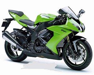 Kit Carenagem Completa Kawasaki ZX10R