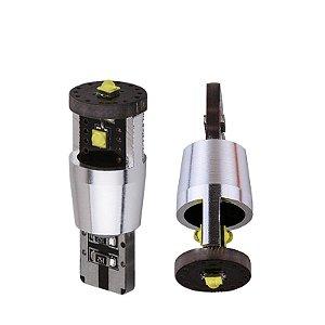Par lâmpadas LED T10 - esmagadinha - pingo - Cree
