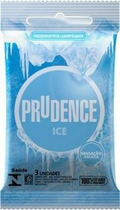 Preservativo Prudence Ice 3 Unidades