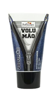 Gel Excitante Masculino Volumão 25gr Hot Flowers