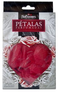 Pétalas Perfumadas Hot Flowers