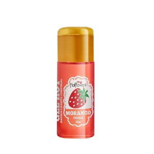 Gel Aromatizante Morango 12ml Hot Flowers