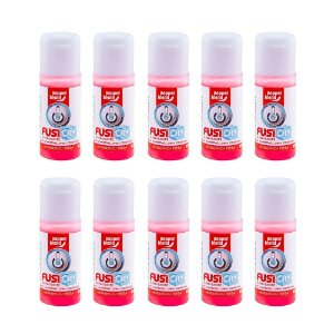Kit Fusion Eletrizante  Comestível Morango 12ml - Emb. c/ 10 und. Pepper Blend