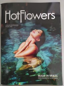 Novo Catalogo Hot Flowers 2020 com preço