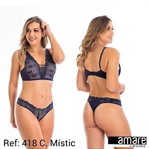 Conjunto Mistica - Cores Diversas