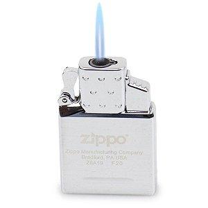 Isqueiro Maçarico Insert Zippo - Cromado (1 Chama)
