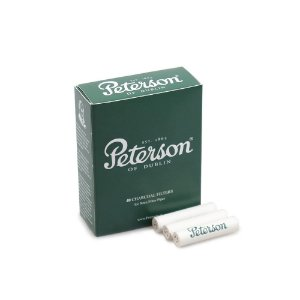 Filtro de 9mm para Cachimbo Peterson - Caixa com 40