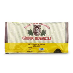 Fumo para Cachimbo Candido Giovanella Chocolate - Pct (50g)