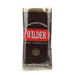 Fumo para Cachimbo Wilder Marrom Chocolate Alpino - Pct (45g)