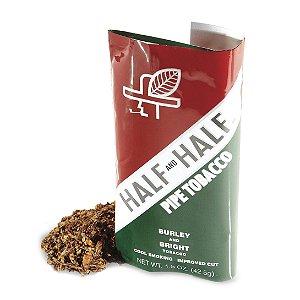 Fumo para Cachimbo Half And Half - Pct (42,5g)