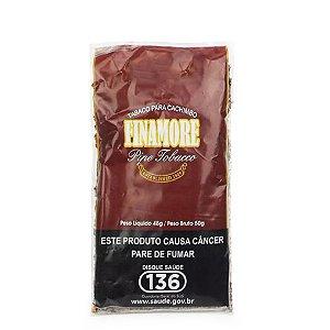 Fumo para Cachimbo Finamore Whisky - Pct (50g)
