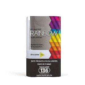 Tabaco para Enrolar Rainbow Silver - Pct (25g)