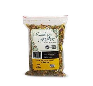Tabaco para Enrolar Kumbaya Flowers - Pct (25g)