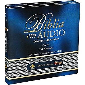 BÍBLIA EM ÁUDIO COMPLETA