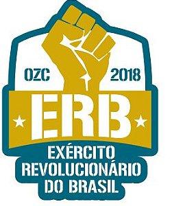 BANDEIRA ERB - RETIRADA APÓS O EVENTO