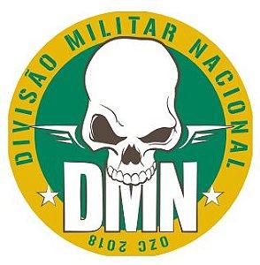 BANDEIRA DMN - RETIRADA APÓS O EVENTO