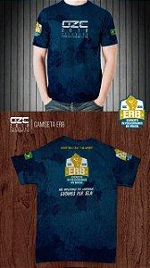 Camiseta exército ERB  em dryfit OZC2018