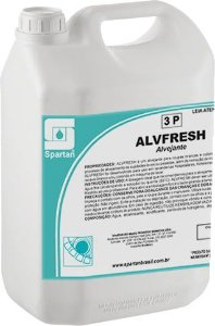 Alvfresh: Alvejante Para Lavar Roupas Brancas e Coloridas