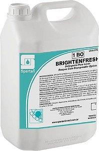 Brightenfresh:Detergente Para Lavar Roupas com Branqueador Óptico