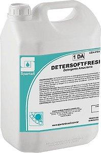 Detersoftfresh: Detergente Amaciante Para Lavar Roupas