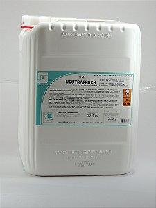 Neutrafresh: Neutralizador de Resíduo Alcalino em Roupas e Tecidos