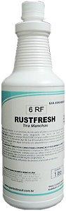 Rustfresh: Removedor de ferrugem Para Lavar Roupas e Tecidos
